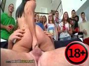 Порно видео ролик толпа
